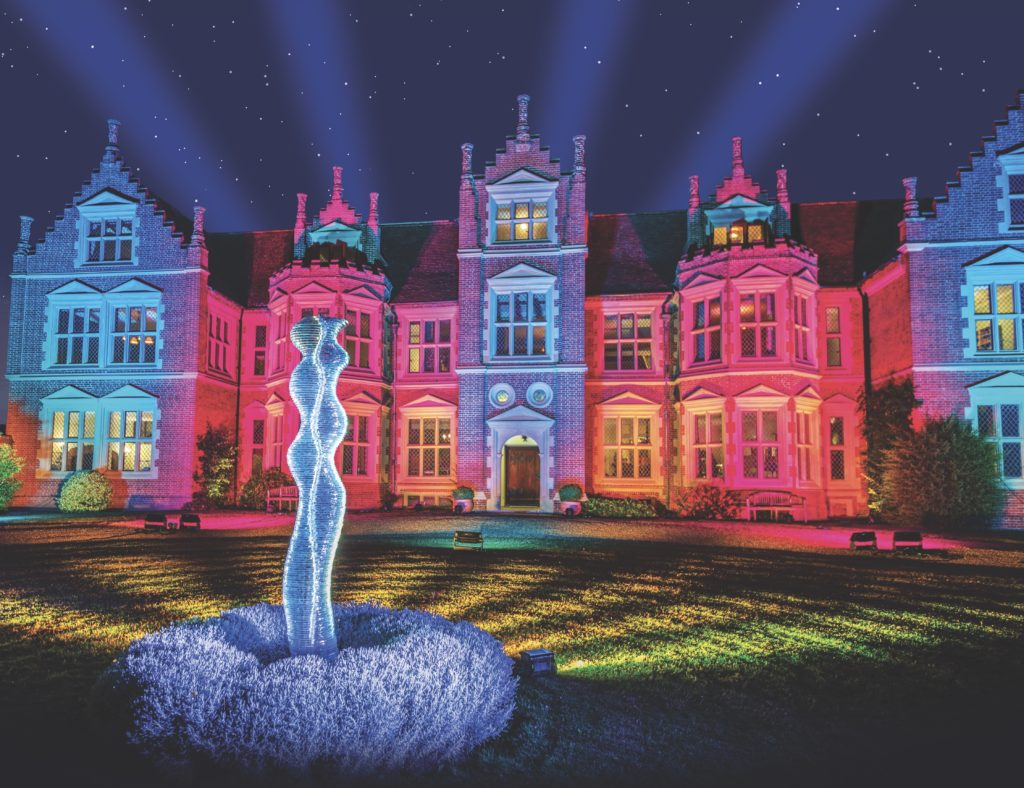 See Haughley Park in a new light at our brand new event