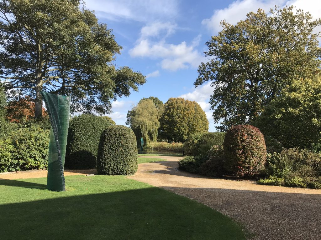 Danny Lane sculptures at Haughley Park