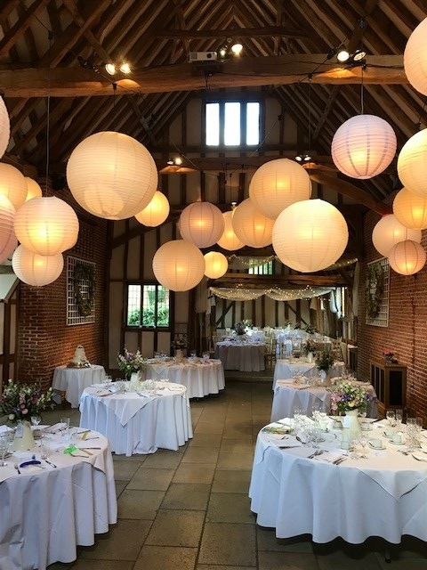 Barn wedding venue Suffolk