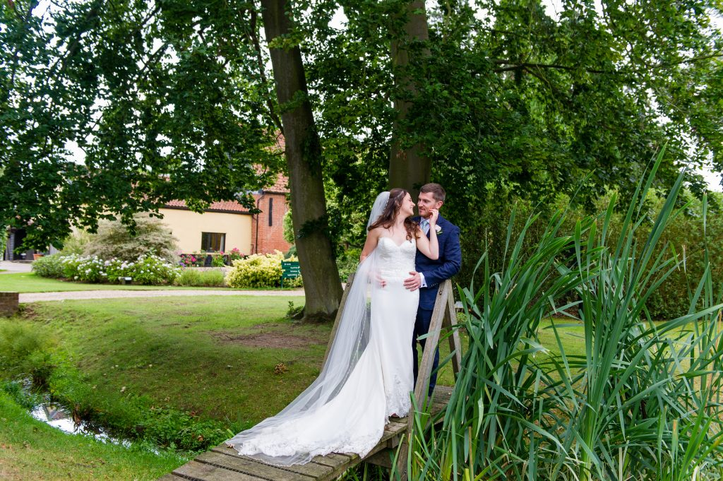 Wedding photography at Haughley Park