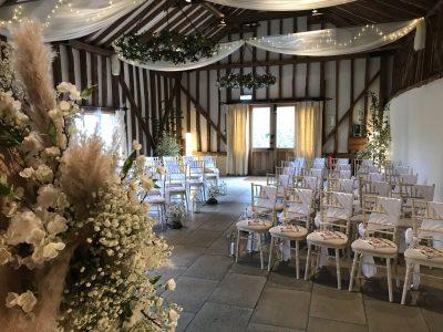 Suffolk wedding venue