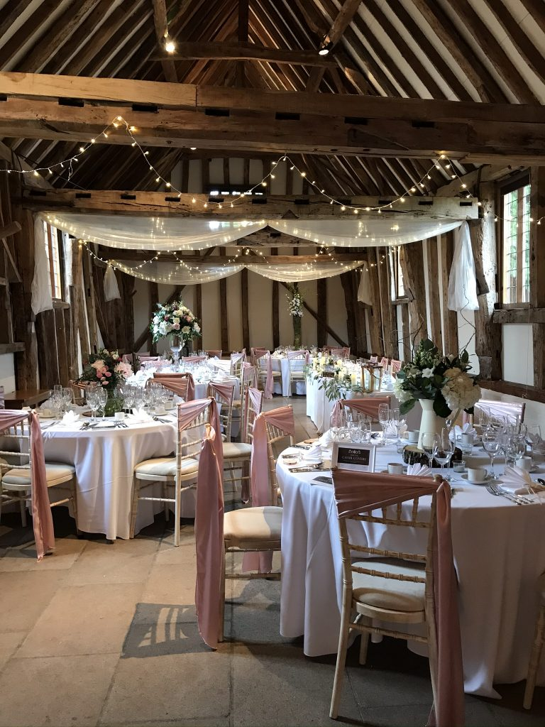 Suffolk wedding venue